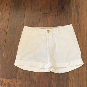 Nwot Banana Republic white shorts 2